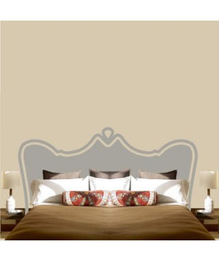 Queen headboard (queen bed)