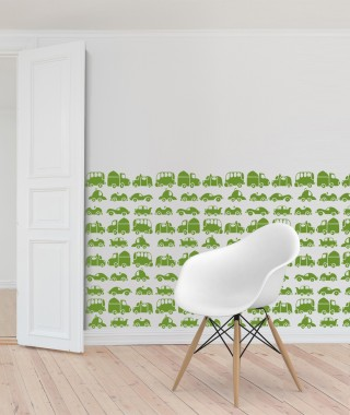 Wallpaper Cars stickers
