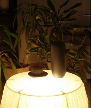 Coffe light table
