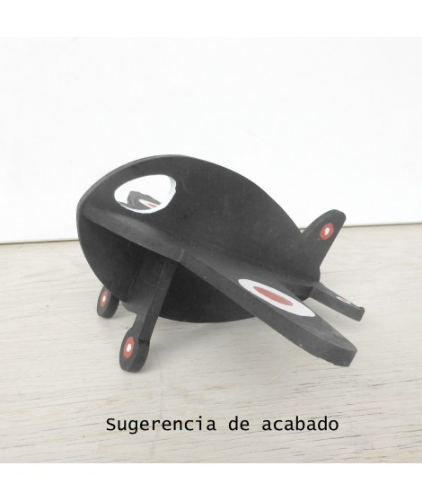 regalo diy decoracion avion nordico