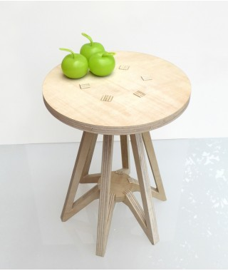 accent diy table