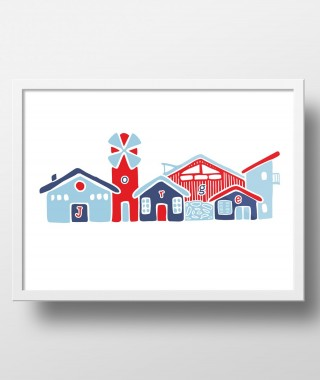 Personalized  Wall Art Home